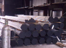 Raw materials for custom gates/corrals